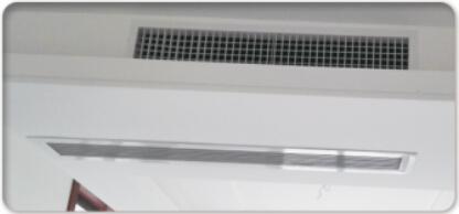 中央空调面板