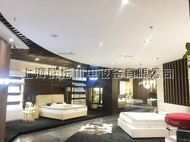 汉光国际大厦中央空调安装效果图